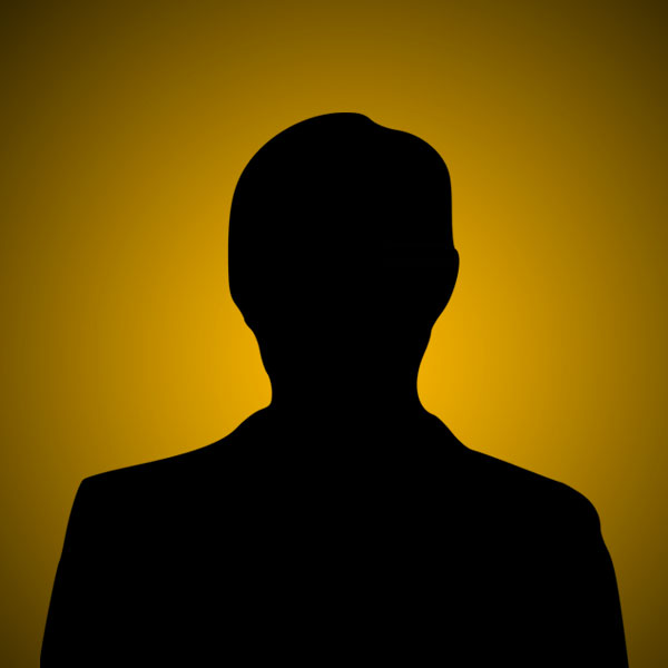 mystery man silhouette